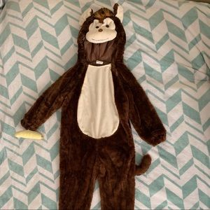 Monkey Toddler Halloween Costume
